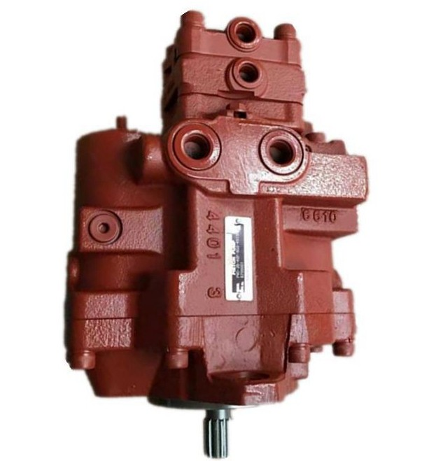 Nachi PZS-6B-100N4-10 Load Sensitive Variable Piston Pump