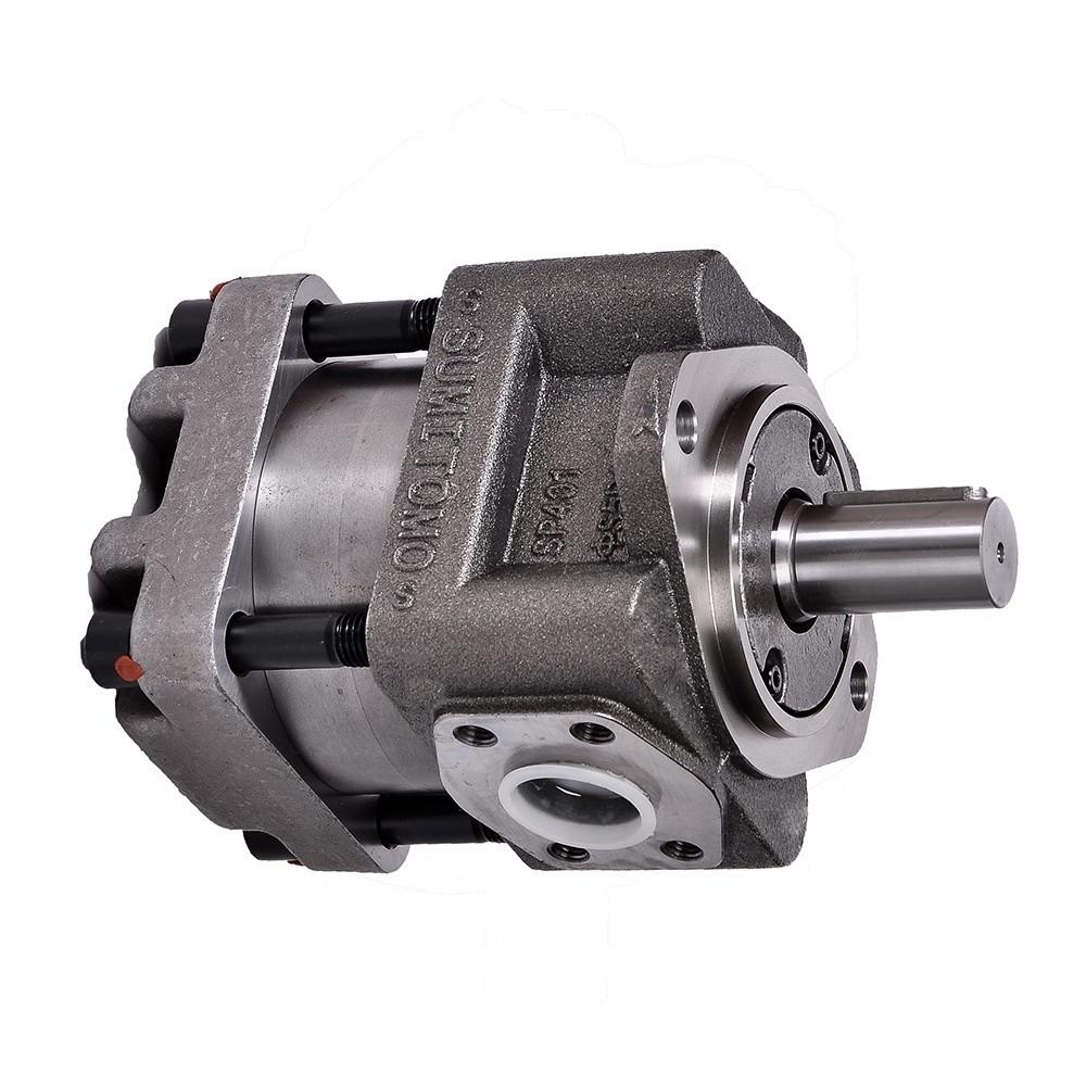 Sumitomo QT4233-31.5-10F Double Gear Pump