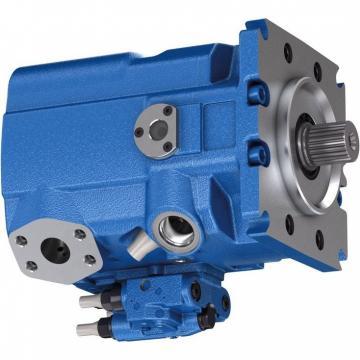 Rexroth A10VO28DR/31R+AZPF-11 Axial Piston Variable Pump